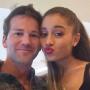 Aaron Schock and Ariana Grande