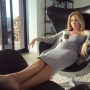 Leah Jenner Shows Off Baby Bump, Remains Perfect in Every Way