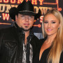 Jason Aldean and Brittany Kerr!