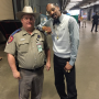Snoop Dogg Poses With State Trooper at SXSW, Officer Issued Citation