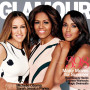 Kerry Washington, Sarah Jessica Parker and Michelle Obama Cover Glamour!
