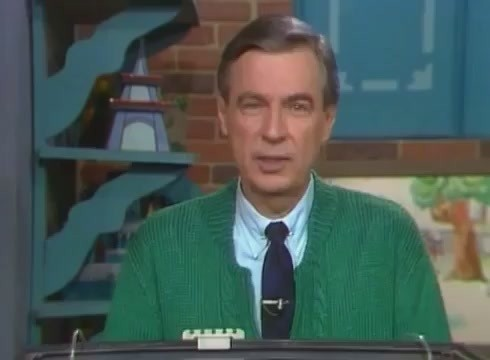 Mister Rogers Remix Auto Tuned And Educational The Hollywood Gossip