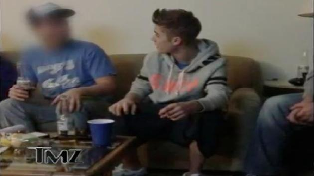 Justin Bieber Smoking Weed - The Hollywood Gossip