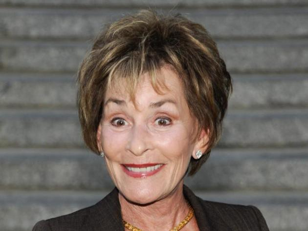 Judge Judy Hair Cut Zimbio