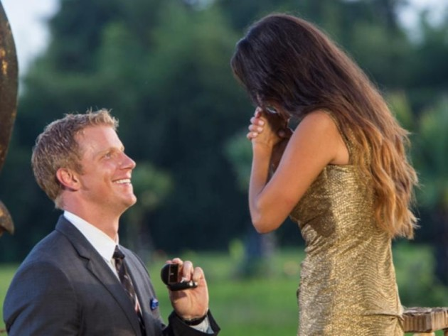 Sean Lowe and Catherine Giudici Wedding