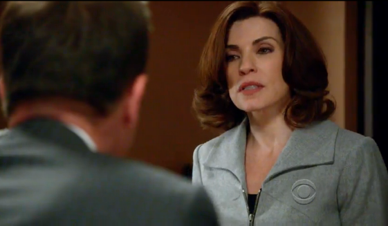 The Good Wife Trailer