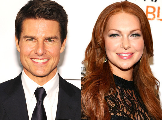 Tom Cruise and Laura Prepon: Dating? - The Hollywood Gossip