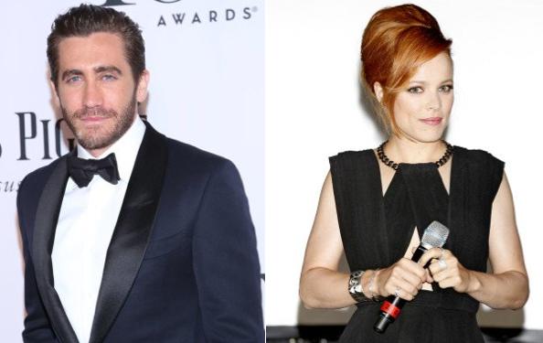 Jake Gyllenhaal and Rachel McAdams: Dating?! - The ... Rachel Mcadams Dating
