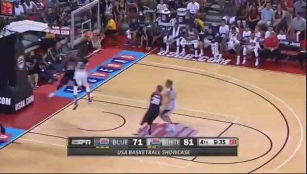 Paul George Breaks Leg in Team USA Basketball Scrimmage ...