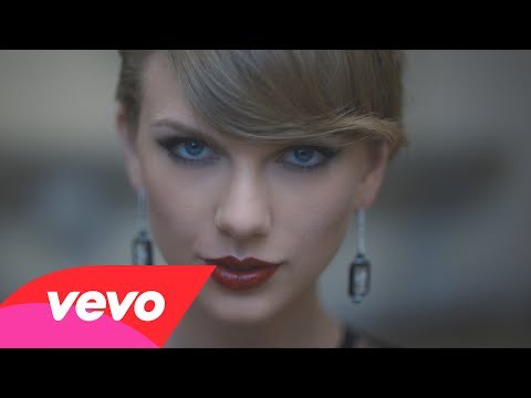 Taylor swift quot blank space quot video debuts watch the darkly hilarious