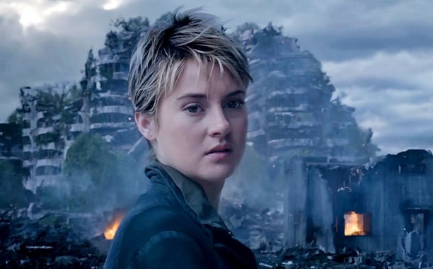 Insurgent Movie Trailer: Who is Tris Trying to Rescue ...