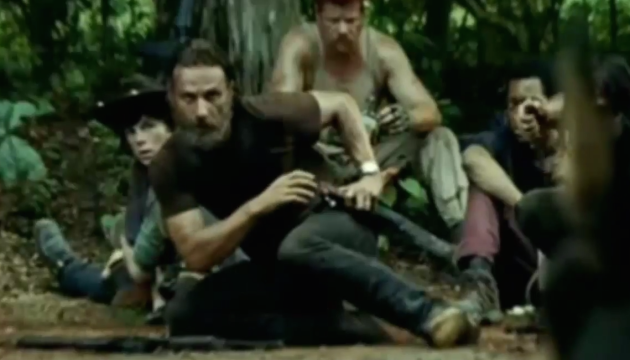 The walking dead season 5 episode 10 teaser are we there yet the
