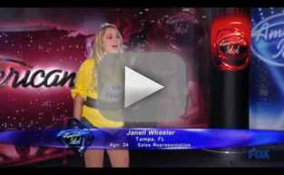 Janell Wheeler Audition