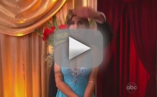 Elisabetta Canalis on Dancing With the Stars (Week 2)