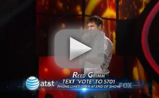 """Reed Grimm - """"Moves Like Jagger"""""""
