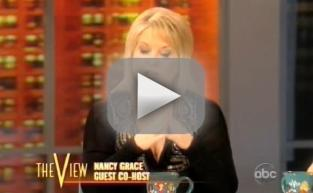 Nancy Grace on The View
