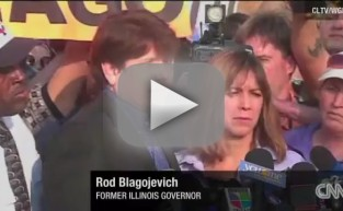 Rod Blagojevich Farewell Speech