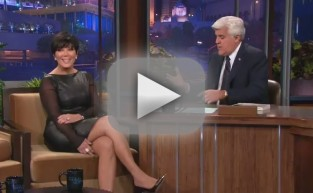 Kris Jenner on The Tonight Show