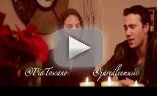 Pia Toscano and Jared Lee Christmas Mash-Up