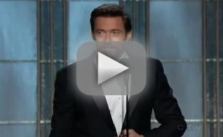 Hugh Jackman Golden Globes Acceptance Speech