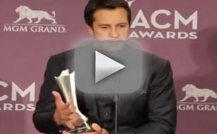 Luke Bryan Wins at ACM Awards