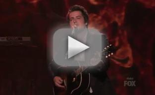 "Lee DeWyze - ""Silver Lining"" (American Idol Results Show)"