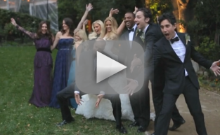 Donald Faison-CaCee Cobb Wedding Video
