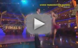 Aly Raisman - Dancing With the Stars Finals (Samba)
