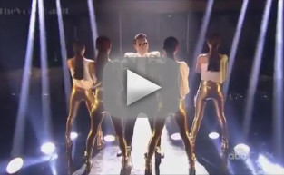 PSY - GENTLEMAN (Dancing With the Stars Finale)