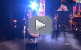 "Jessica Sanchez - ""Feel This Moment"" (DWTS Results Show)"