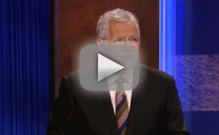 Alex Trebek is Insane