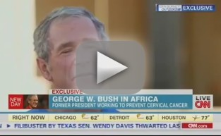 George W. Bush Defends PRISM