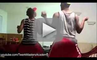 Twerking To Classical Part 2: Men at Twerk