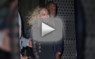 Beyonce Screams at Diddy