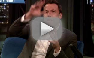 Ben Affleck Reacts to Batman Bashing