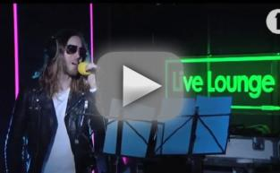 "Jared Leto Covers ""Stay"""