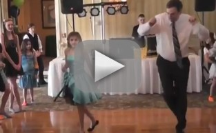 Best Father-Daughter Dance Ever