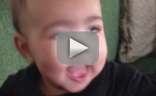 Kim Kardashian Shares More North West Photos: STILL CUTE!!
