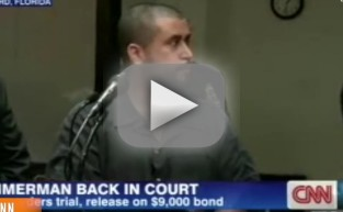 George Zimmerman Released on Bond