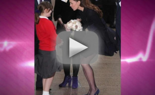 Kate Middleton's Marilyn Monroe Moment