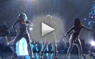 TLC American Music Awards Performance