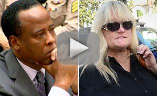 Debbie Rowe: Conrad Murray Will DIE!
