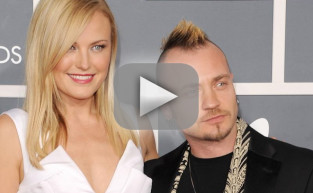 Malin Akerman, Husband Split