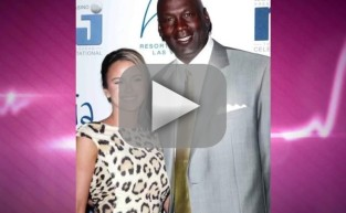 Michael Jordan, Yvette Prieto Expecting Baby
