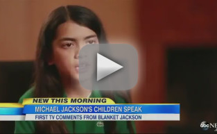 Michael Jackson Children Speak Out