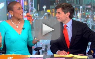 Robin Roberts Thanks Her Girlfriend