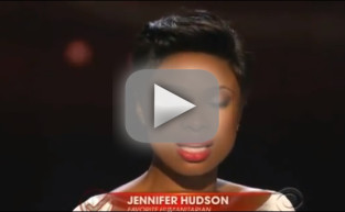 Jennifer Hudson People's Choice Awards Speech