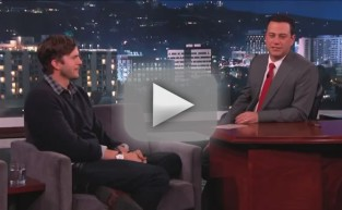 Ashton Kutcher Tells Charlie Sheen to Shut Up