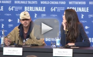 Shia LaBeouf Exits Berlin Film Festival Press Conference