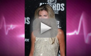 Erin Andrews Returns to DWTS